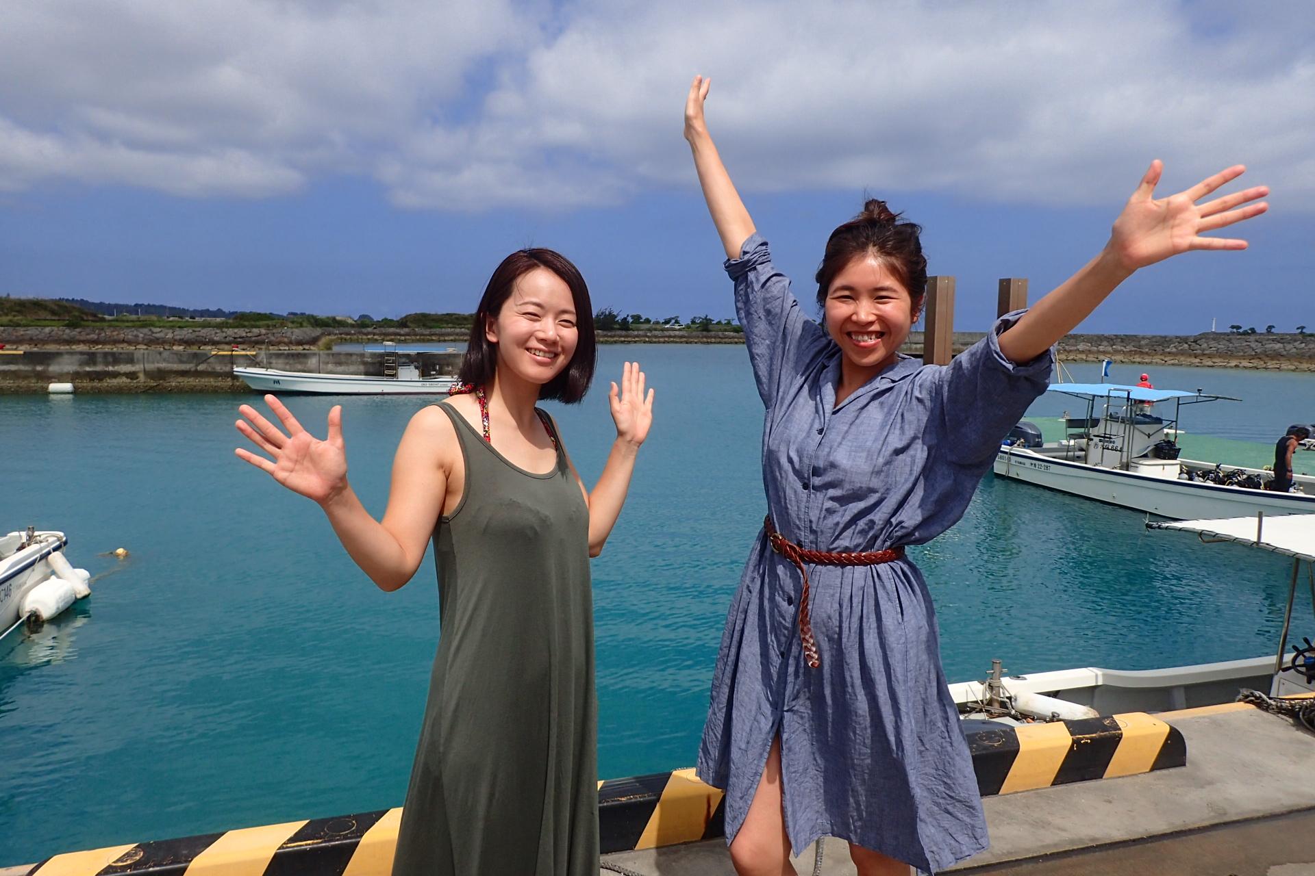 沖縄でおすすめの恩納村のダイビングショップ